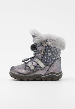 Lurchi - KUKI SYMPATEX - Snowboot/Winterstiefel - grey