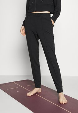 Cotton On Body - ALL DAY STUDIO PANT - Pantaloni sportivi - black