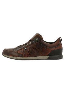 Gaastra - SNEAKER BAYLINE TMB - Sneaker low - brown