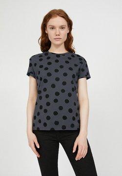 ARMEDANGELS - T-shirt print - anthra