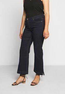 Evans - WIDELEG - Bootcut jeans - indigo