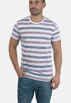Solid - RUNDHALSSHIRT TET - T-Shirt print - wine red