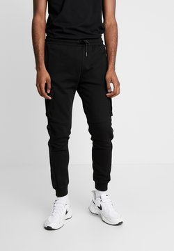 Kings Will Dream - GROCKTON JOGGERS  - Jogginghose - black