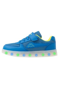 Kappa - FORE - Trainings-/Fitnessschuh - blue/lime