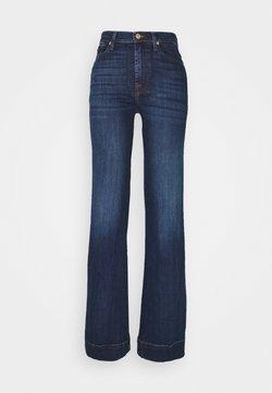 7 for all mankind - MODERN DOJO SOHO - Jeans a zampa - dark blue