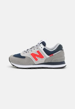 New Balance - 574 UNISEX - Matalavartiset tennarit - grey