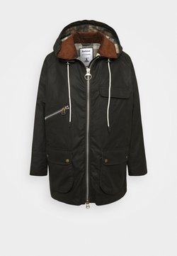 Barbour - ALEXA CHUNG - Parka - fern/ancient