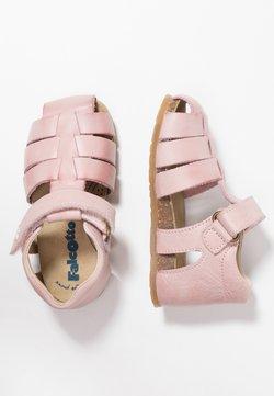 Falcotto - ALBY halboffener - Lauflernschuh - rosa