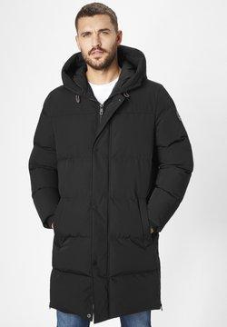 S4 Jackets - Wintermantel - black