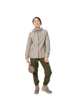 Jack Wolfskin - LAKESIDE JACKET  - Outdoorjacke - dusty grey