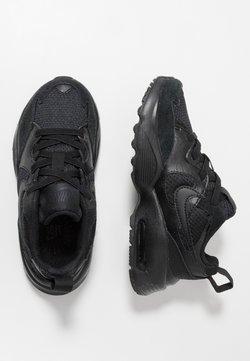 Nike Sportswear - AIR MAX FUSION UNISEX - Sneakers laag - black