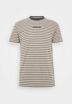 Quiksilver - SHRED THAT - T-shirt imprimé - parisian night