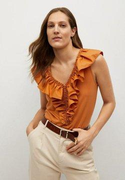 Mango - JIMENA - Bluzka - oranje