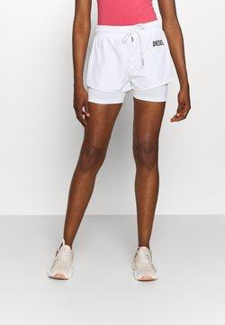 Diesel - UFLB-FAUSTIN-HIGH - Pyjama bottoms - white