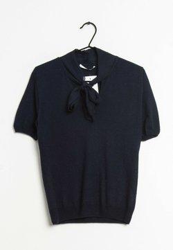 Allude - T-Shirt print - dark blue