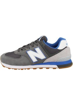 New Balance - ML574 - Sneaker low - lead-faded cobalt (ml574skc)