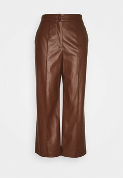 Sisley - TROUSERS - Broek - brown