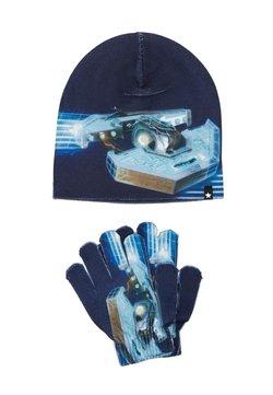 Molo - KAYA SET - Fingerhandschuh - blue