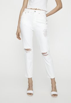PULL&BEAR - Slim fit jeans - white