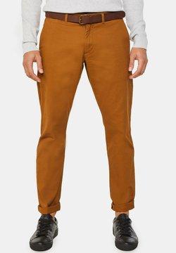 WE Fashion - EFFEN  - Chinot - cinnamon brown