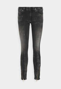 Diesel - JEVEL - Jeans Skinny Fit - washed black