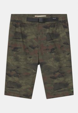 Levi's® - STRAIGHT FIT SUMMER TRAIL - Shorts - khaki