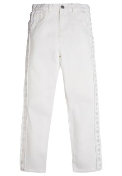 Guess - GUESS JEANS REGULAR - Straight leg jeans - creme