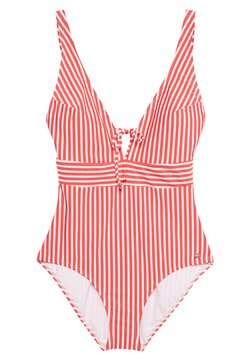 s.Oliver - SWIMSUIT - Badpak - red