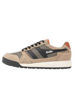 Gola - TRECK - Sneakers laag - cappuccino/black