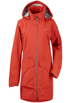 Didriksons - Parka - poppy red