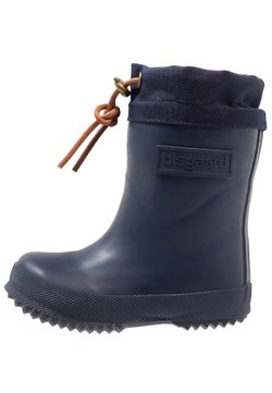 Bisgaard - THERMO BOOT - Gummistiefel - blue