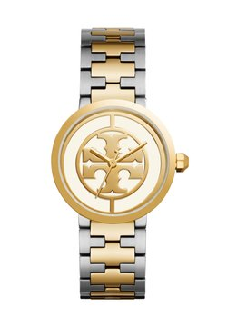 Tory Burch - Montre - silver/gold