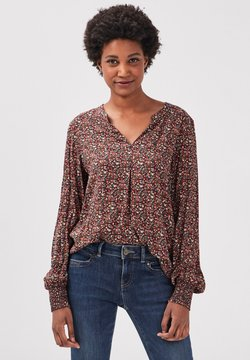 BONOBO Jeans - Bluse - bordeaux