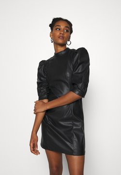 ONLY - ONLDREAMY DRESS - Robe fourreau - black