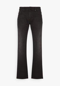 camel active - REGULAR - Jeans Straight Leg - black