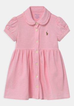 Polo Ralph Lauren - SOLID OXFORD SET - Vardagsklänning - carmel pink