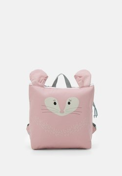 Lässig - TINY BACKPACK ABOUT FRIENDS CHINCHILLA UNISEX - Reppu - rose
