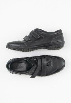 ECCO - Sneakers laag - black