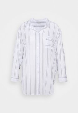 Cotton On Curve - SAVANNAH OVERSIZE SHIRT - Hemdbluse - white