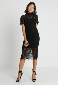 Mossman - MAKING THE CONNECTION DRESS - Cocktailkleid/festliches Kleid - black