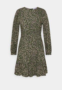 ONLY - ONLMATTEA SHORT DRESS  - Freizeitkleid - kalamata