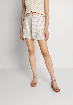 ONLY - ONLVIVA CLEO STRIPE - Shorts - moonbeam/black