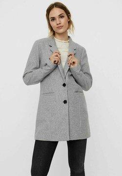 Vero Moda - VMDAFNEJANEY - Manteau classique - light grey melange