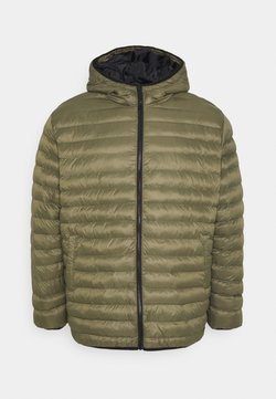 Jack´s Sportswear - PUFFER JACKET - Winterjacke - dusty army