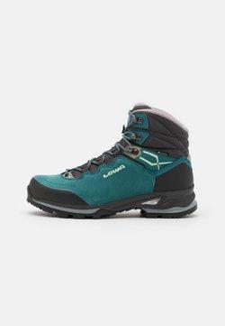 Lowa - LADY LIGHT GTX - Walking boots - petrol/mint