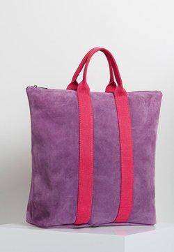 myMo - Tagesrucksack - purple