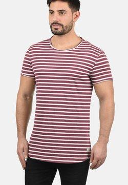 Blend - GENESIS - T-Shirt print - zinfandel