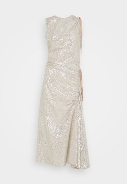 N°21 - SEQUIN DRESS - Juhlamekko - silver