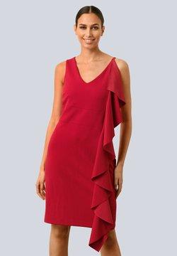 Alba Moda - KLEID - Cocktailkleid/festliches Kleid - rot