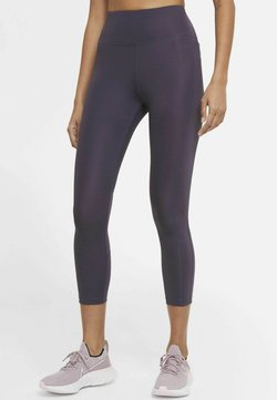 Nike Performance - EPIC FAST CROP - 3/4 Sporthose - dark raisin